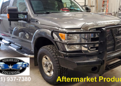Aftermarket Products Sell and Install