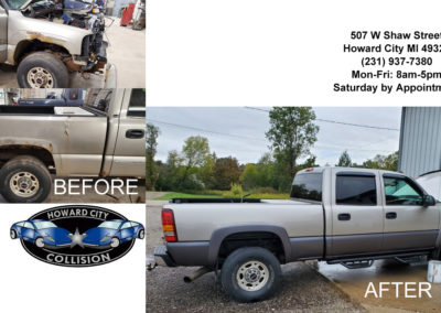 GMC 4x4 Before-After