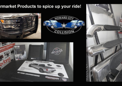 aftermarket products to spice up your ride